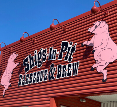 Shigs In Pit BBQ & Brew - Illinois Road